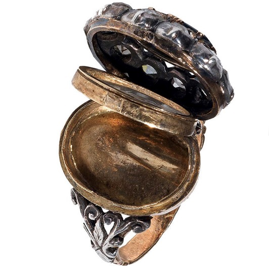 Ядовитый перстень