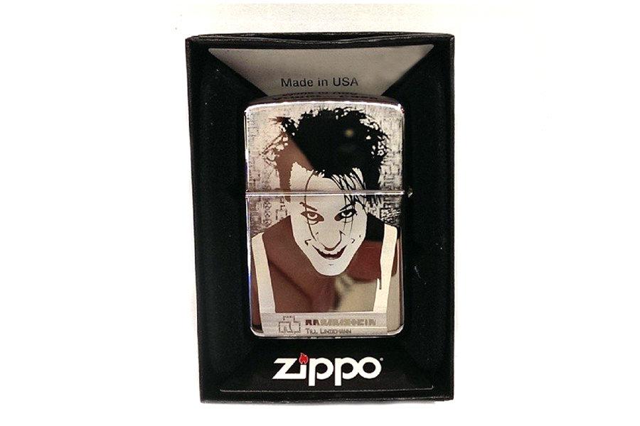 Зажигалка Zippo c фотогравировкой